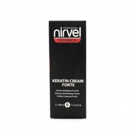 Nirvel Keratin Cream Forte 5x100 Ml