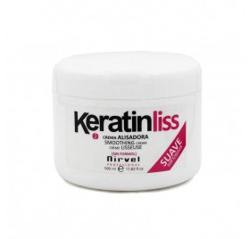Nirvel Keratinliss Cream Temporary Shaftsoft 500 Ml