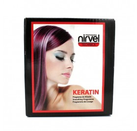 Nirvel Pack Keratinliss Stronge/strong