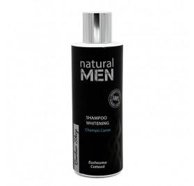 Natural Men Bs Shampoo Whitening/white Hair 200 Ml