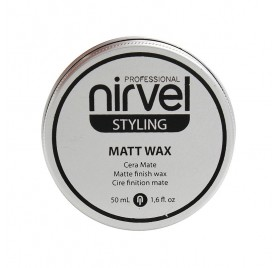 NIRVEL STYLING MATT WAX 50 ml (WAX MATE)