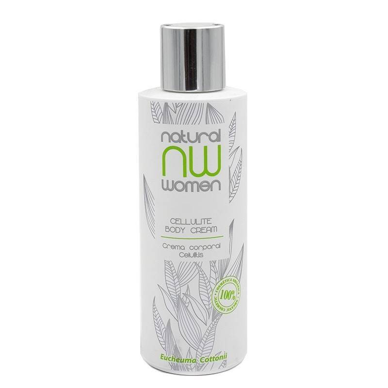 Natural Women Cellulite Body Cream 200 Ml