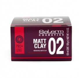Salerm Proline 02 Matt Clay 125 Ml