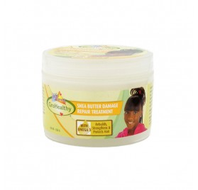 Sofn Free Pretty Grohealthy Shea Butter Treatment 250 Gr