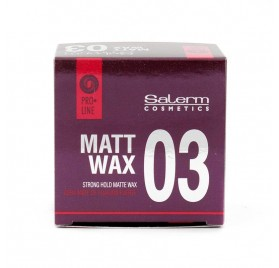 Salerm Proline 03 Matt Wax 50 Ml