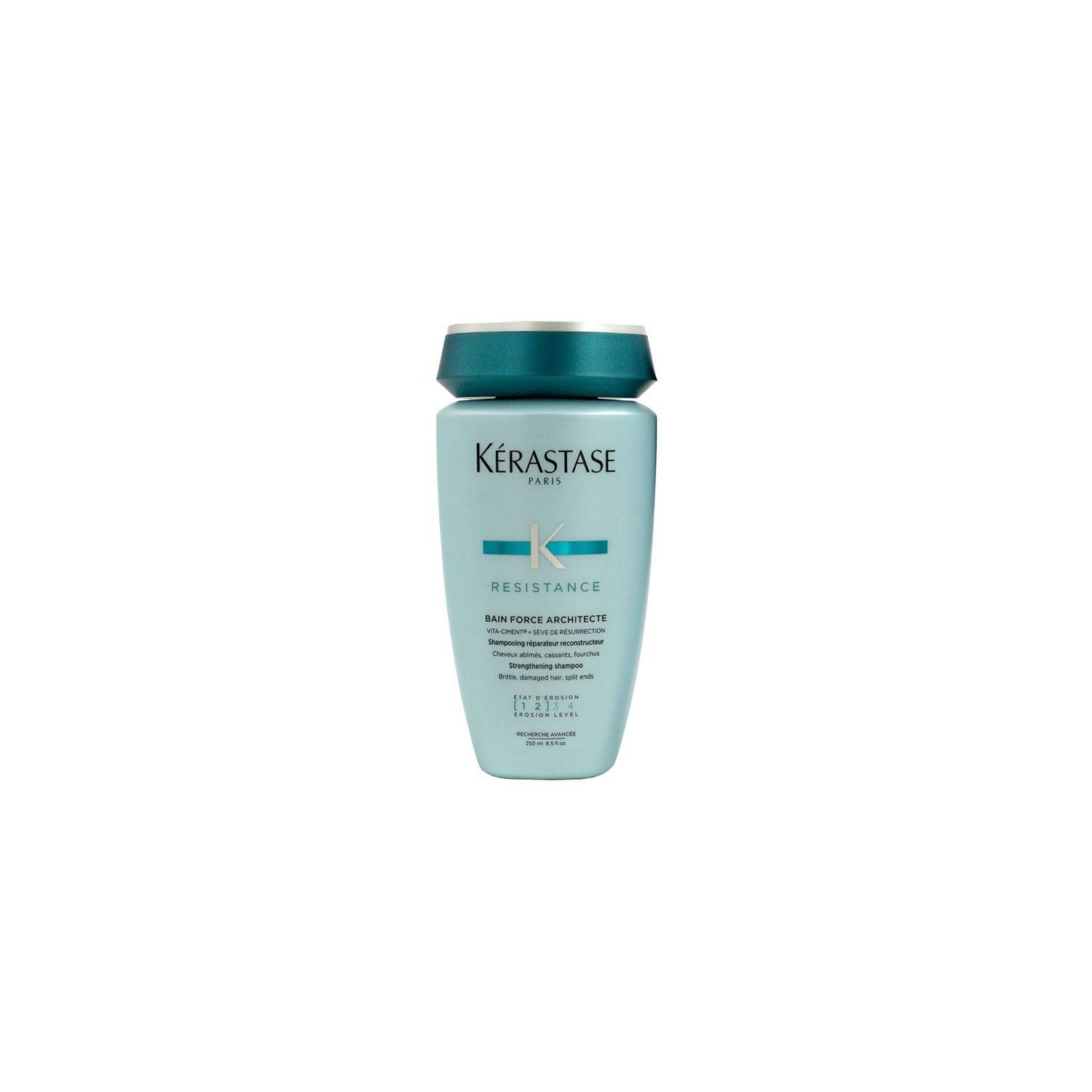 Kerastase Resistance Shampoo Bain Force Architecte 1-2 250 Ml