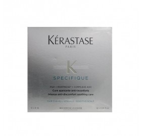 Kerastase Specifique Ps21 Cure Soothing 12x6 Ml