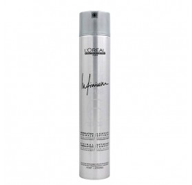 Loreal Infinium Hairspray (without Fragance) Strong 500 Ml