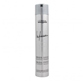 Loreal Infinium Hairspray (without Fragance) Extra Strong 500 Ml