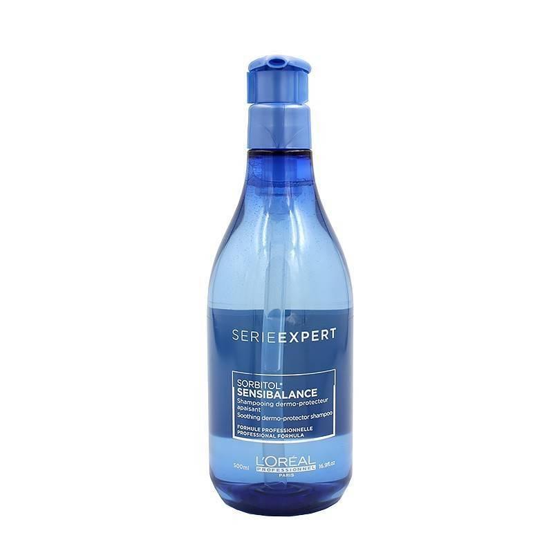 Loreal Expert Sensi Balance Shampoo 500 Ml