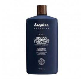 Farouk Man Esquire The 3in1 Shampoo/conditioner/wash 414 Ml