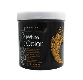PERICHE DECO I-WHITE SIN AMONIACO 500 G