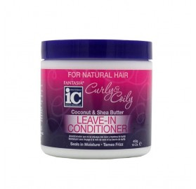 Fantasia Ic Curly & Coily Leave-in Acondicionador 453 Ml