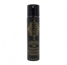 Revlon Oro Fluido Hair Spray Medium (2) 75 Ml