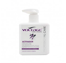 Voltage Professional Activador Curls Definidos 500 Ml