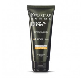 Kerastase Homme C.force Gel Ultra Fixante 200 Ml