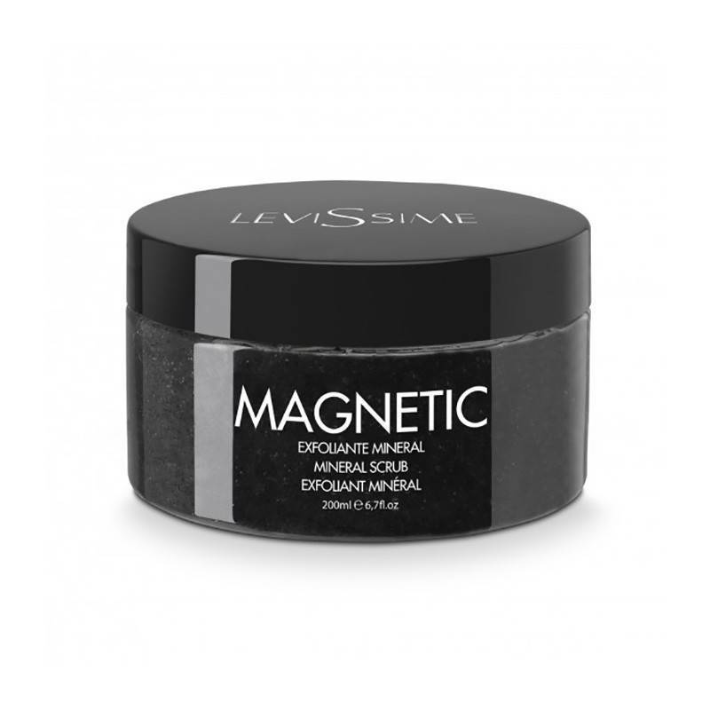 Levissime Exfoliant Magnetic Mineral 200 Ml