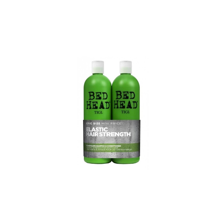 Tigibedheadpackelisticate750 Ml(shampoo + Conditioner)