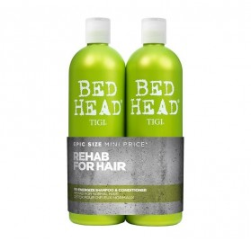 Tigi bedhead pack re-energize 750 Ml (shampoo + Conditioner)