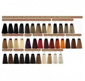 Exitenn Permanent Color 60 Ml, Cor 407