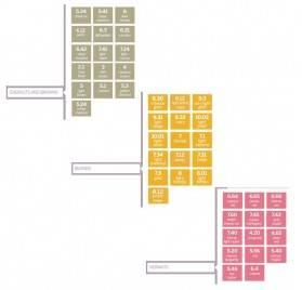 Revlon Young Color Excel 70 Ml, Color 7.31