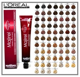 Loreal Majirel 50 Ml, Color 7,11