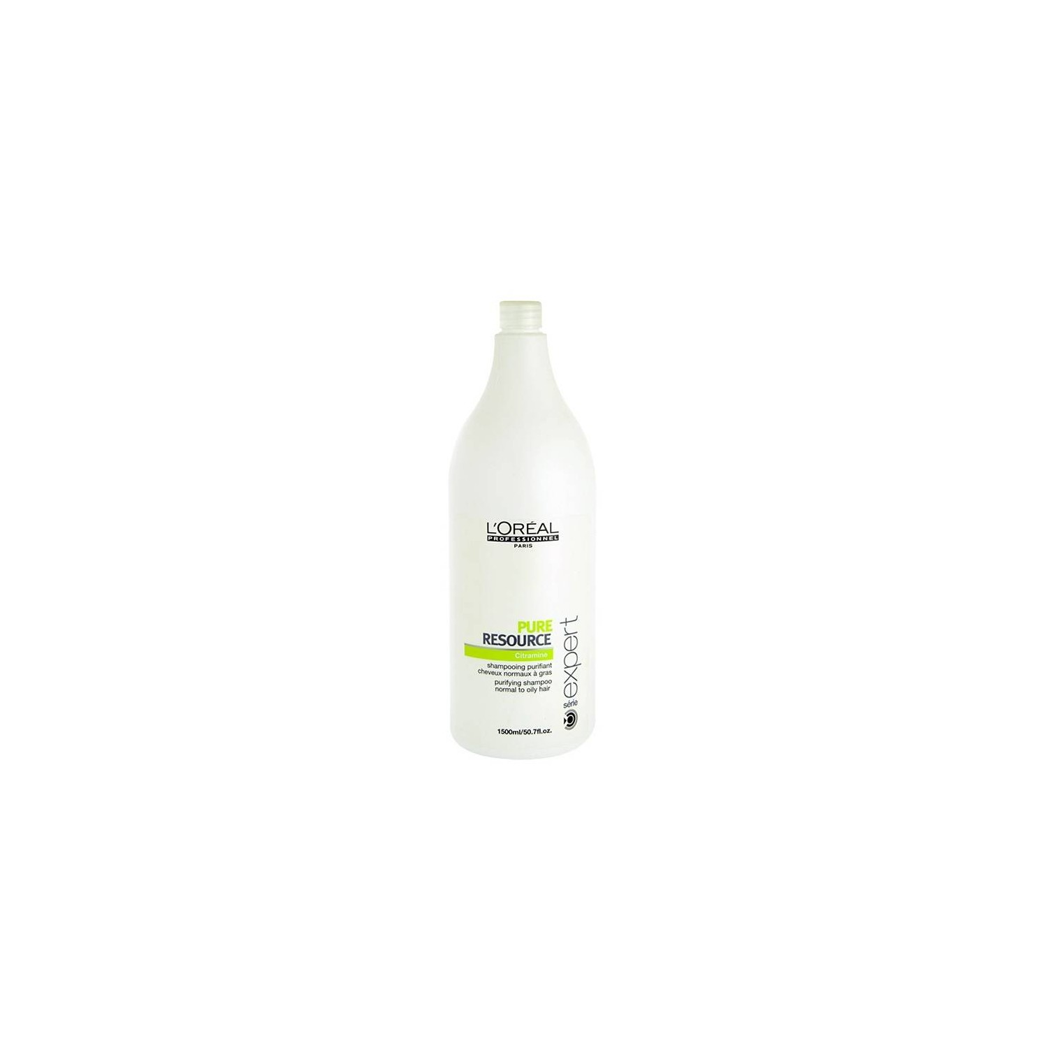 Loreal Expert Champú Pure Resource 1500 Ml