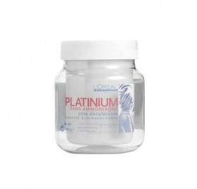LOREAL PLATINIUM DECO S/AMONIACO 500 ml