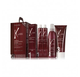 Farmavita K Liss Thermal Straighten Keratin Kit