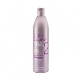 Alfaparf Lisse Design Keratin Therapy Smooth Silver (2) 500 Ml