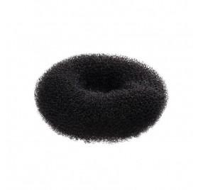 Eurostil Relleno Moño Circular Negro