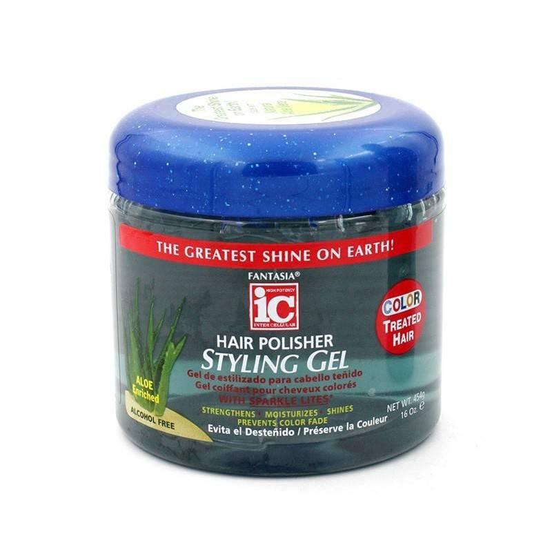 Fantasia Ic Hair Polisher Styling Gel 454 Gr