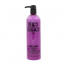 Tigi Bed Head Dumb Blond Shampoo 750 Ml