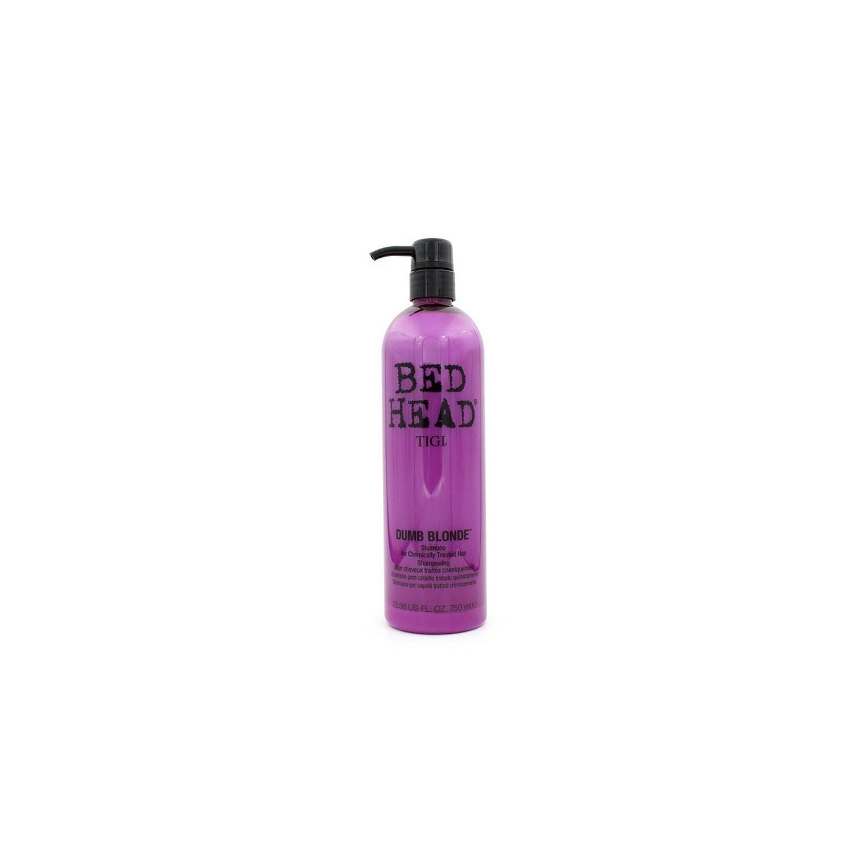 Tigi Bed Head Dumb Blond Shampoo 750 Ml