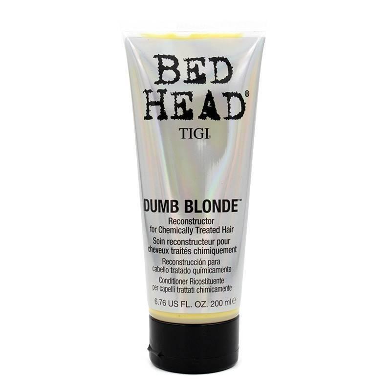 Tigi Bed Head Dumb Blonde Reconstructor Acondicionador 200 Ml
