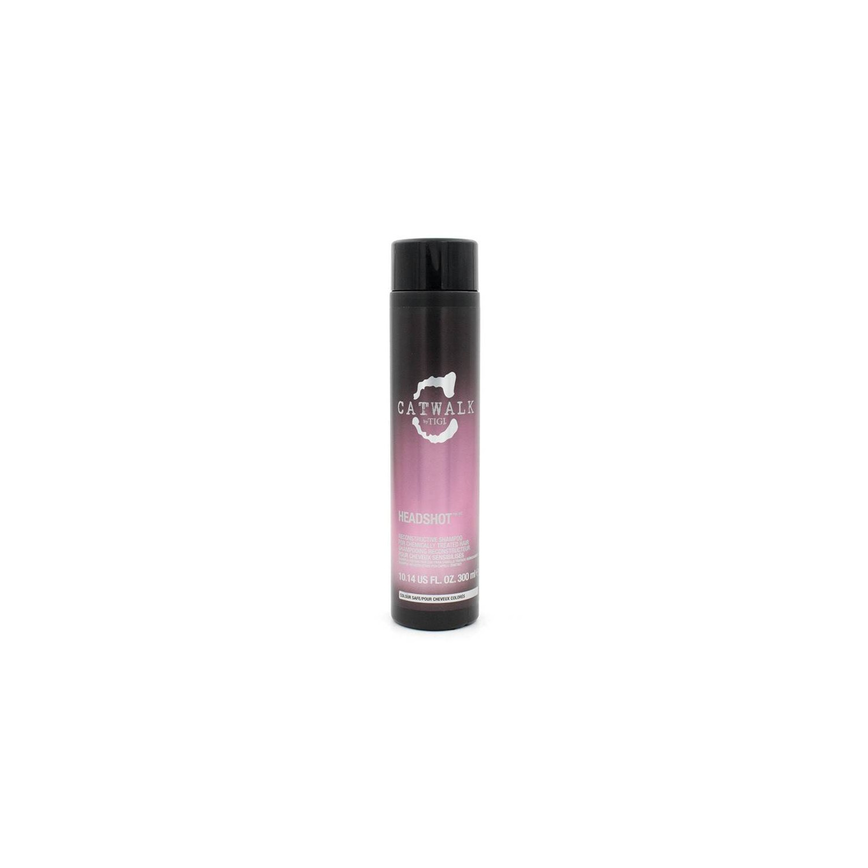 Tigi Catwalk Headshot Shampoo Reconstuctor 300 Ml