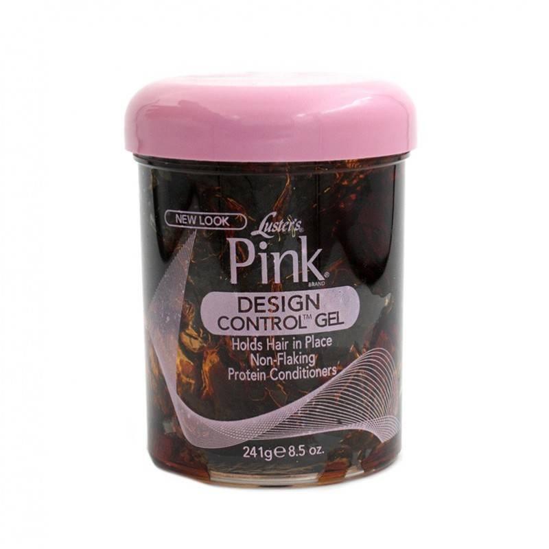 Luster's Pink Desing Control Gel 241 Gr