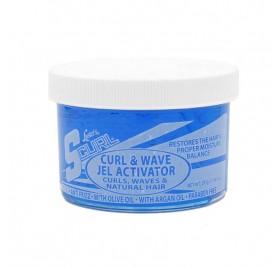 Luster's Scurl Wave Gel Activator 297 Gr