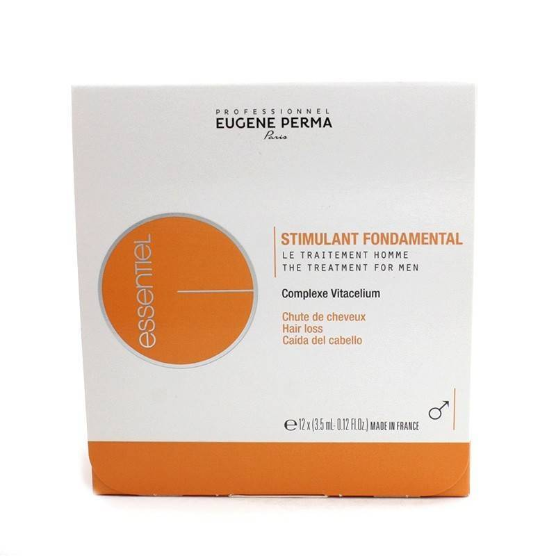 Eugene Essentiel Stimulant Ampollas (men) 12x3.5 Ml