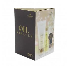 Schwarzkopf Bonacure Oil Miracle Pack Light (champú/200 Ml + Aceite/100 Ml )