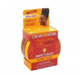 Creme Of Nature Oil Perfect Edgs Extra Fuerte 63,7 Gr