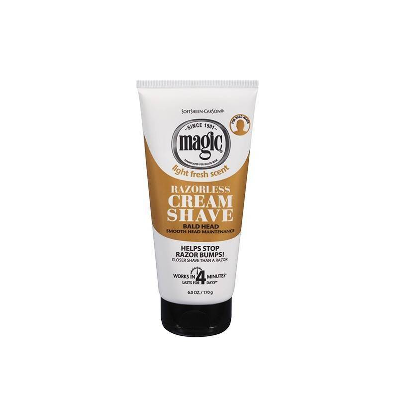 Soft & Sheen Carson Magic Cream Shave Smooth 170 Gr