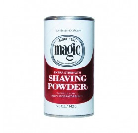 Soft & Sheen Carson Magic Shaving Powder Extra 142 Gr