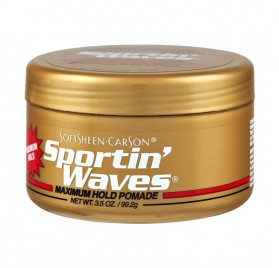 Soft & Sheen Carson Sportin Waves Max Pomade 99.2g