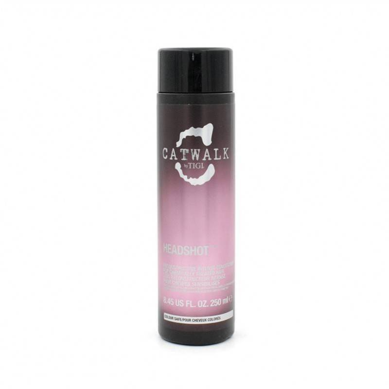 Tigi Catwalk Headshot Après-shampooing Reconstructeuror 250 Ml
