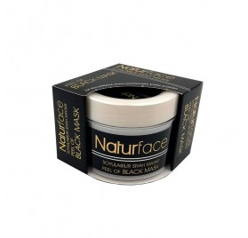 Naturface Black Mask Peel Off (mascarilla Negra) Tarro 100 Ml