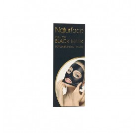Naturface Black Mask Peel Off (mascarilla Negra) Tubo 100 Ml