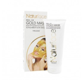 Naturface Gold Mask Peel Off 100 Ml (tubo)