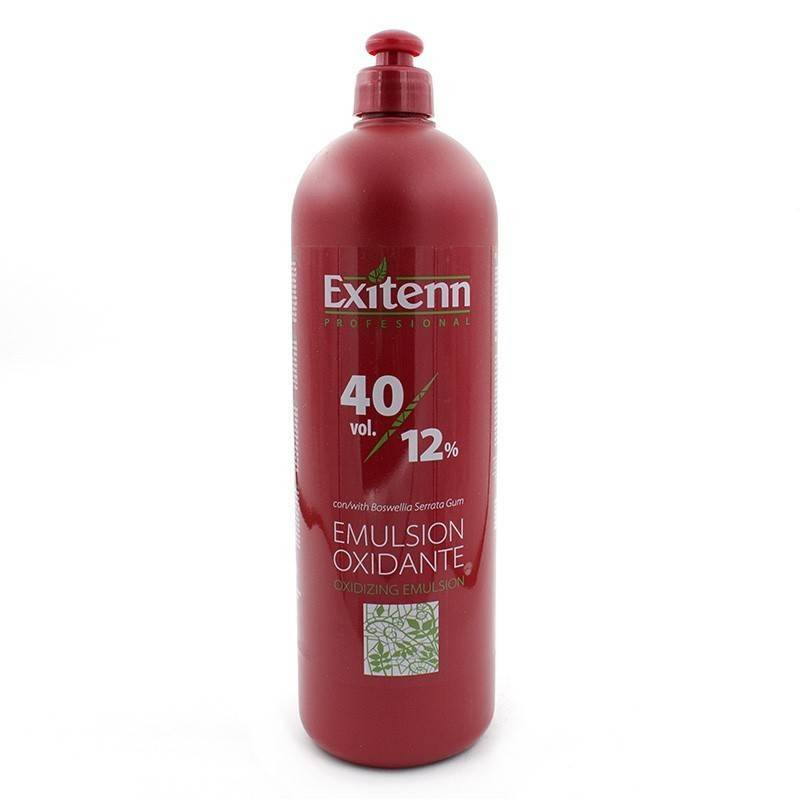 Exitenn Emulsion Oxidante 12% 40vol 1000 Ml