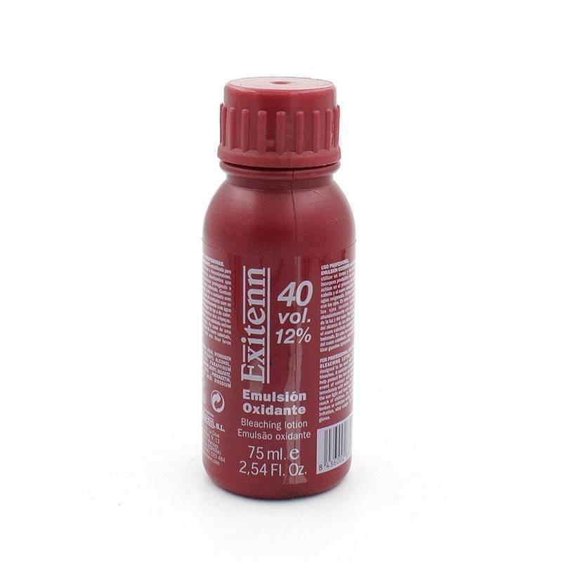 Exitenn Emulsion Oxidizing 12% 40vol 75 Ml